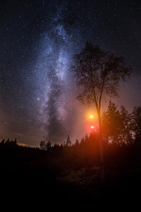 Hình ảnh đẹp về bầu trời đêm