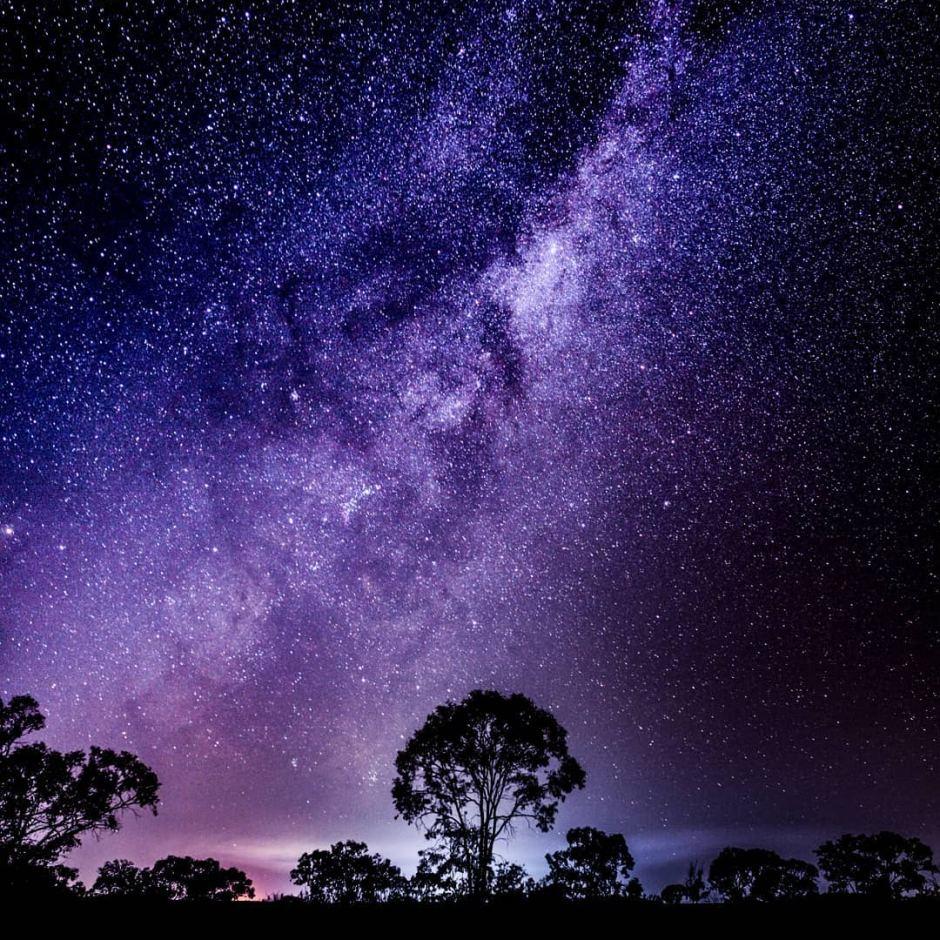 Hình ảnh đẹp về đêm trên bầu trời