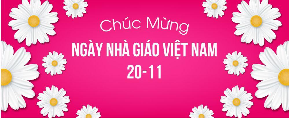 Hình ảnh ngày nhà giáo Việt Nam 20-11