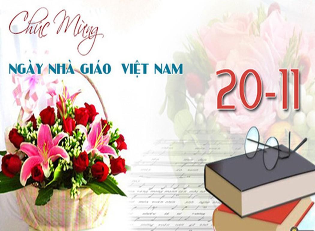Hình ảnh ngày nhà giáo Việt Nam ý nghĩa