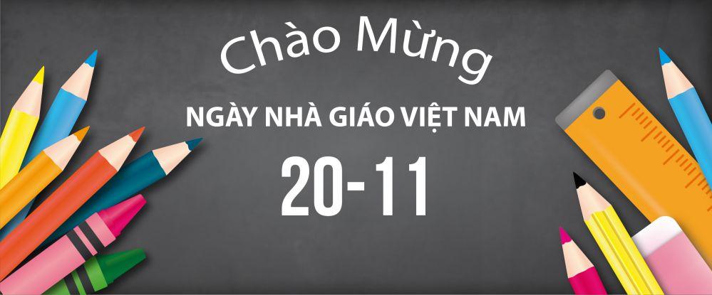 Hình ảnh ngày nhà giáo Việt Nam