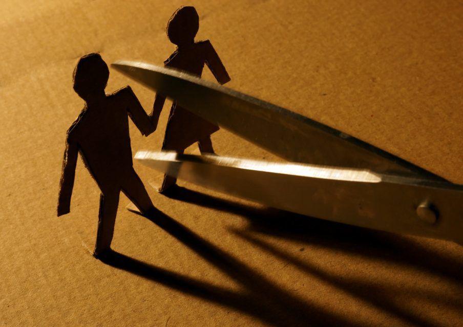 Hình ảnh về sự chia tay