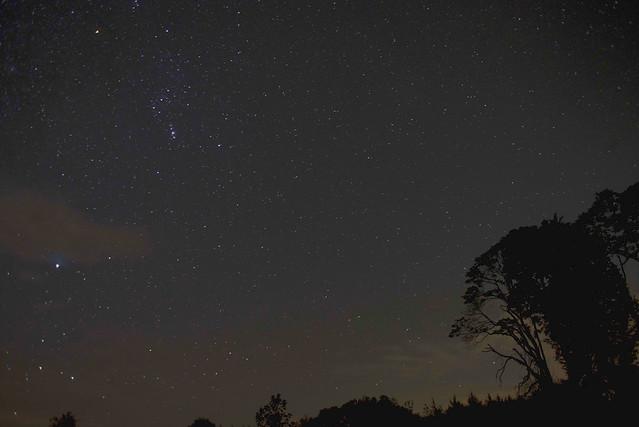 Hình bầu trời đêm