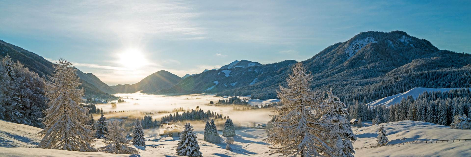 Mùa đông lạnh lẽo tuyết phủ