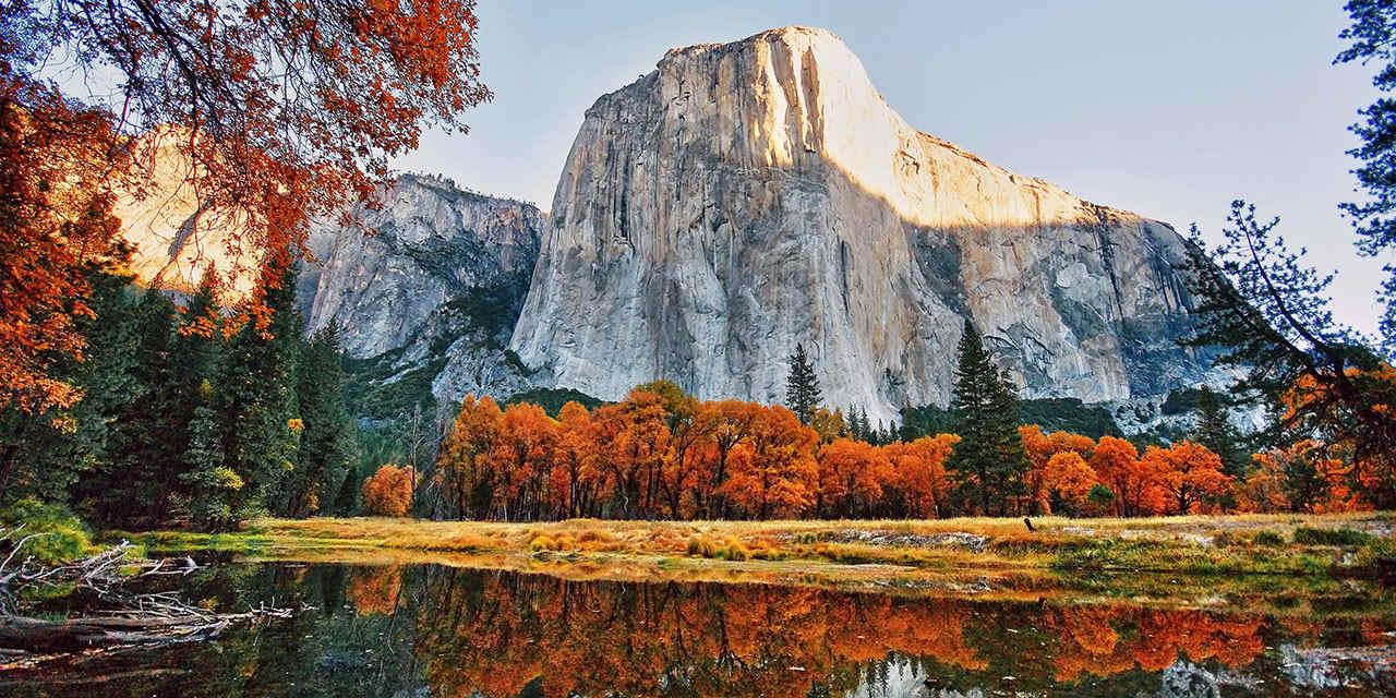 Rừng núi hùng vĩ thơ mộng vào mùa thu