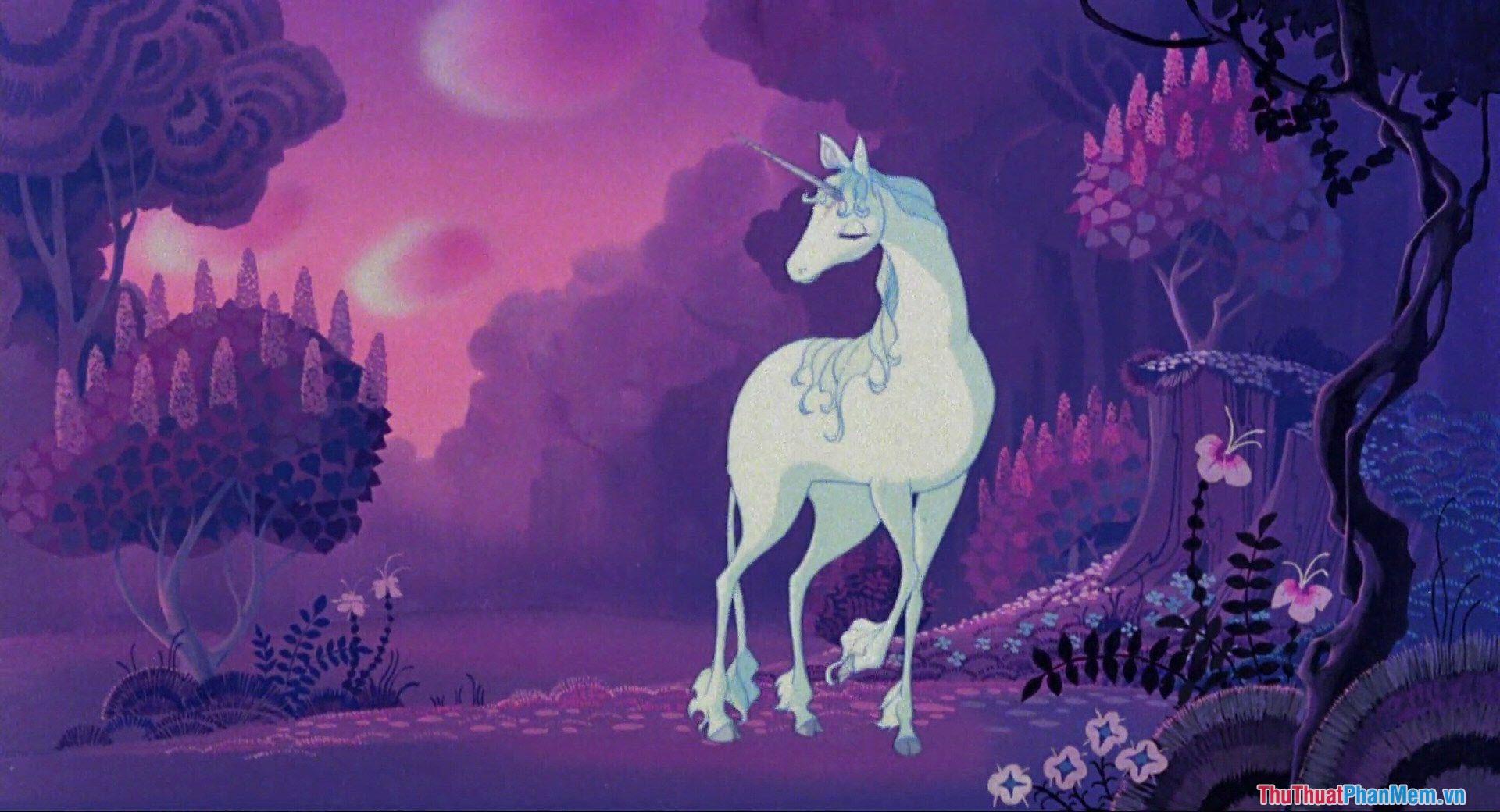 The Last Unicorn - Chú kỳ lân cuối cùng