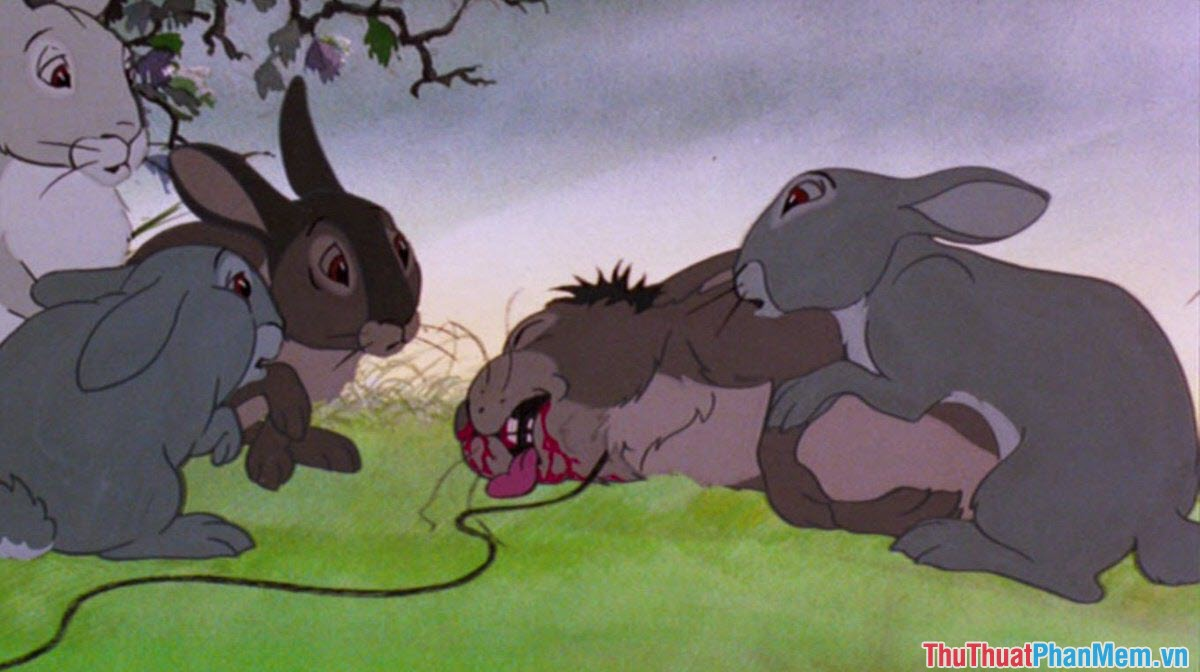 Watership Down – Đồi thỏ (18+)