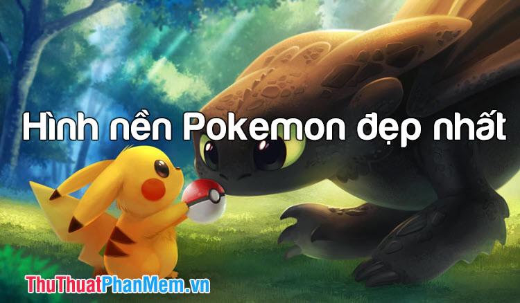 Hình nền Pokemon đẹp nhất