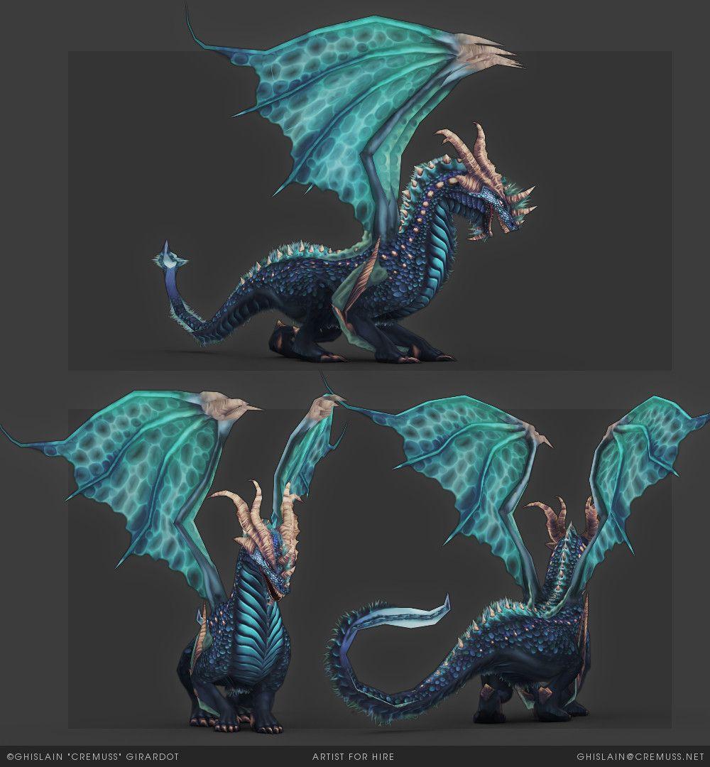 Ảnh dựng rồng 3D