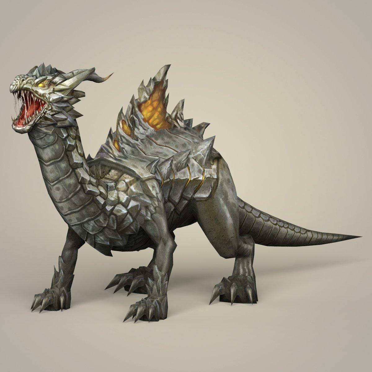 Ảnh rồng 3D tuyệt đẹp