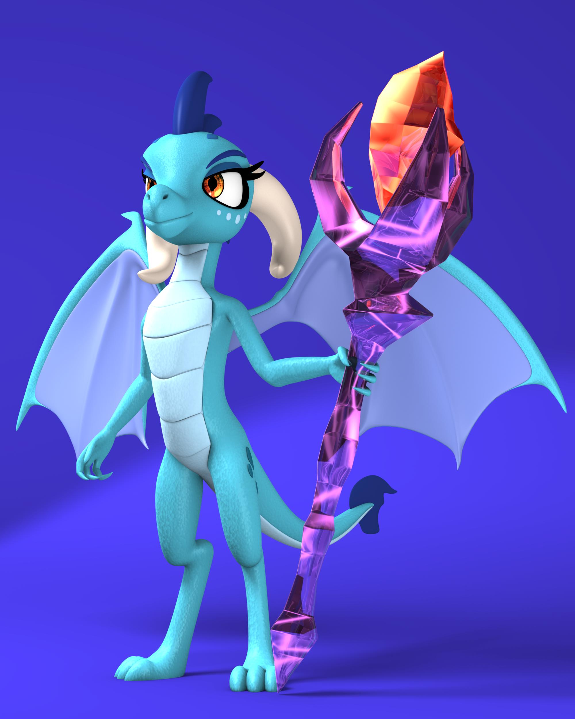 Hình ảnh Rồng 3D