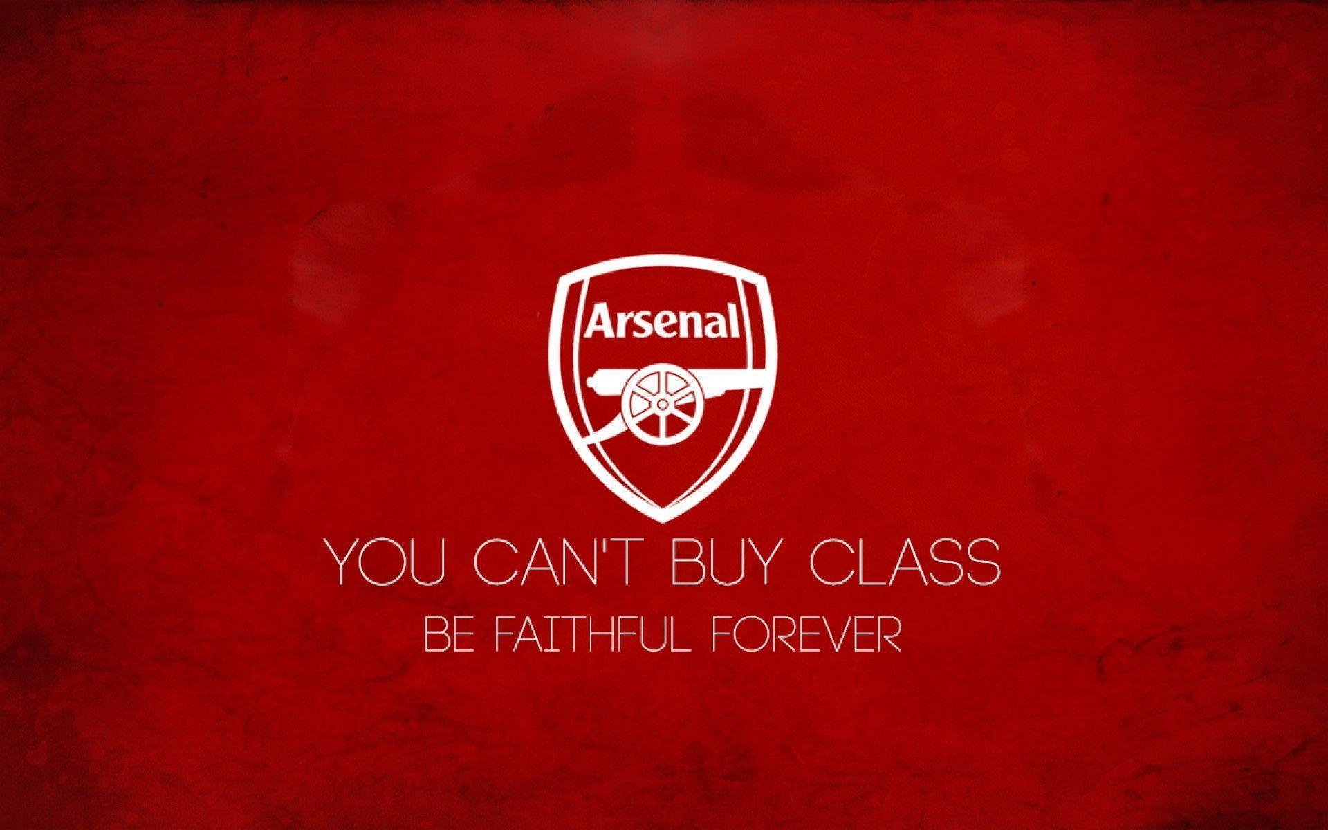 Hình nền Arsenal màu đỏ