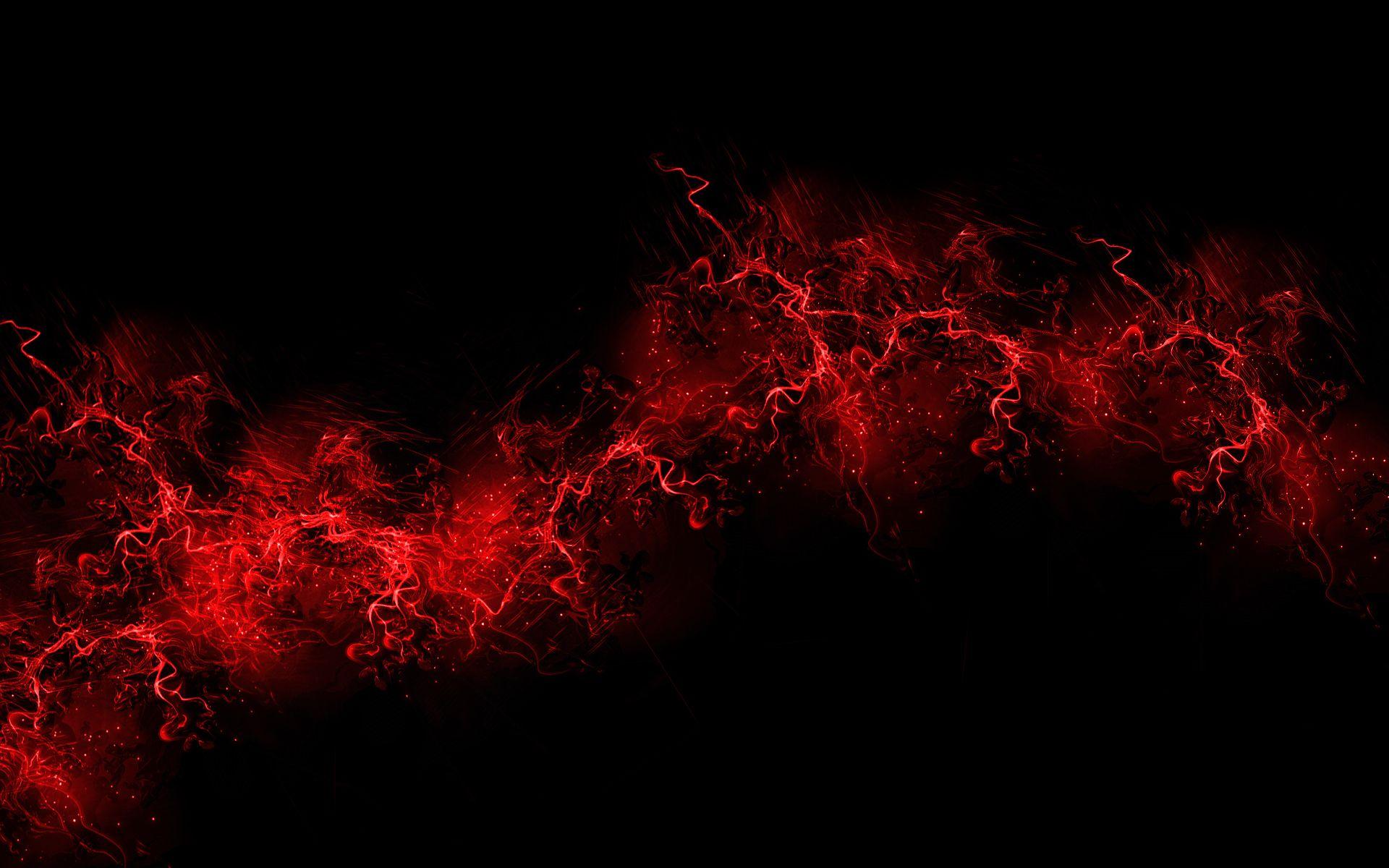 Hình nền đỏ đen