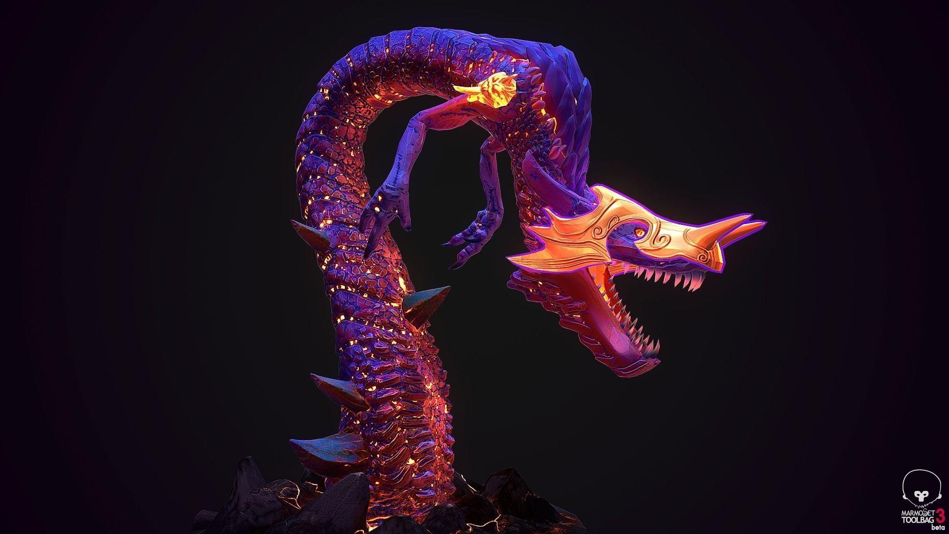 Rồng 3D