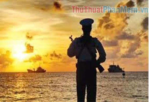Anh Hải quân và biển