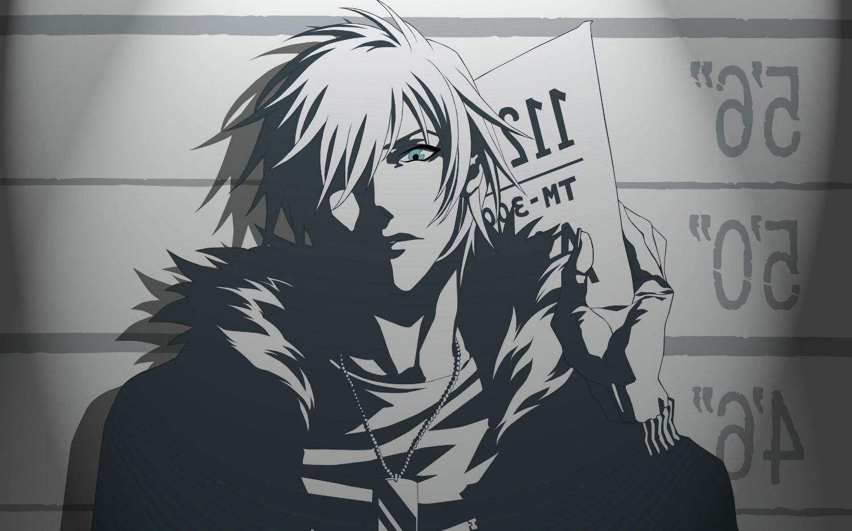 Ảnh Anime đơn sắc