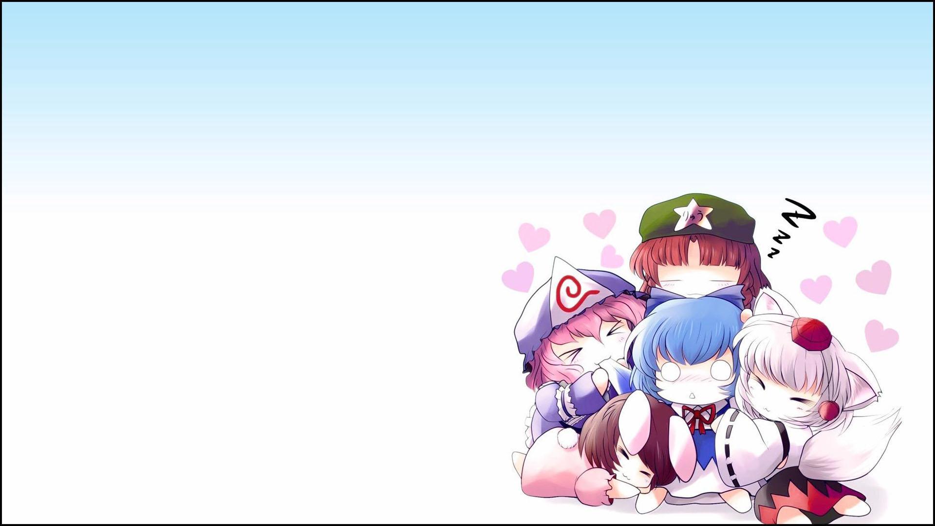Hình nền chibi anime đẹp