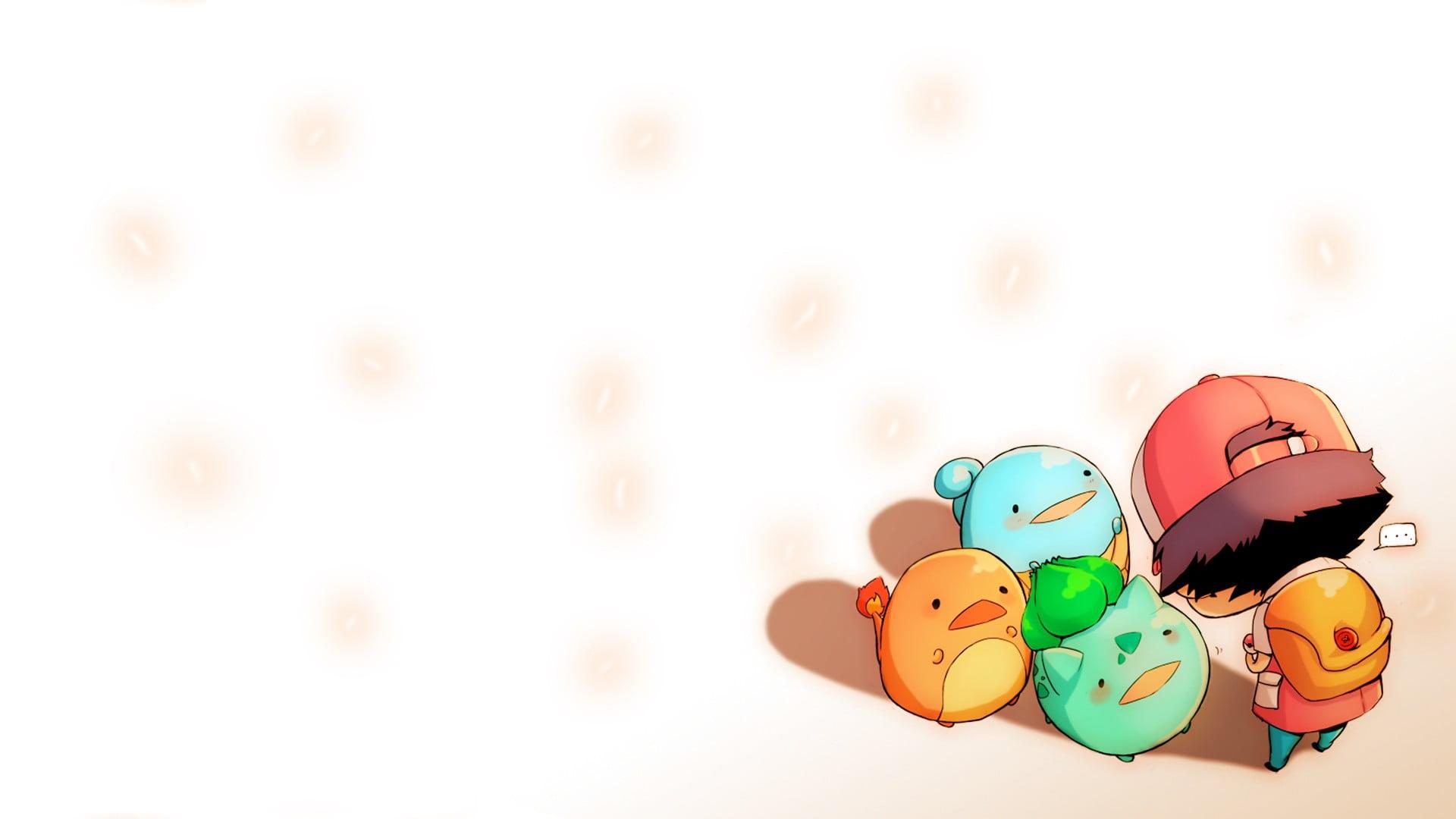 Hình nền chibi pokemon dễ thương