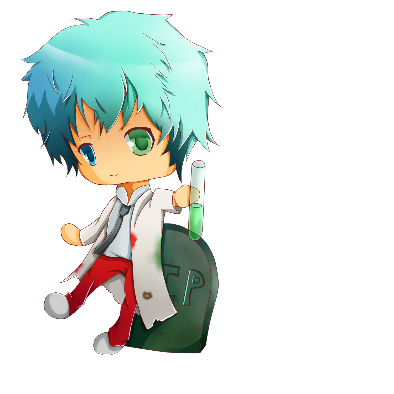 Ảnh đẹp anime chibi boy