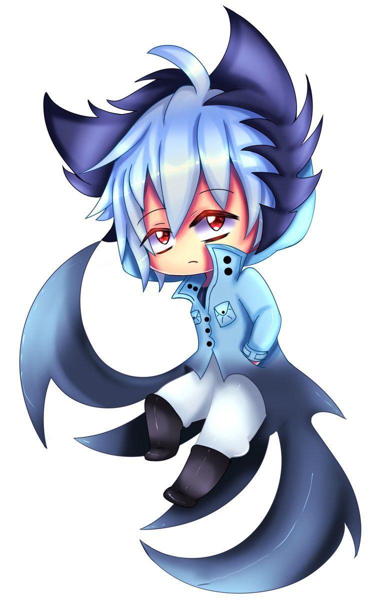 Hình ảnh anime chibi boy lạnh lùng