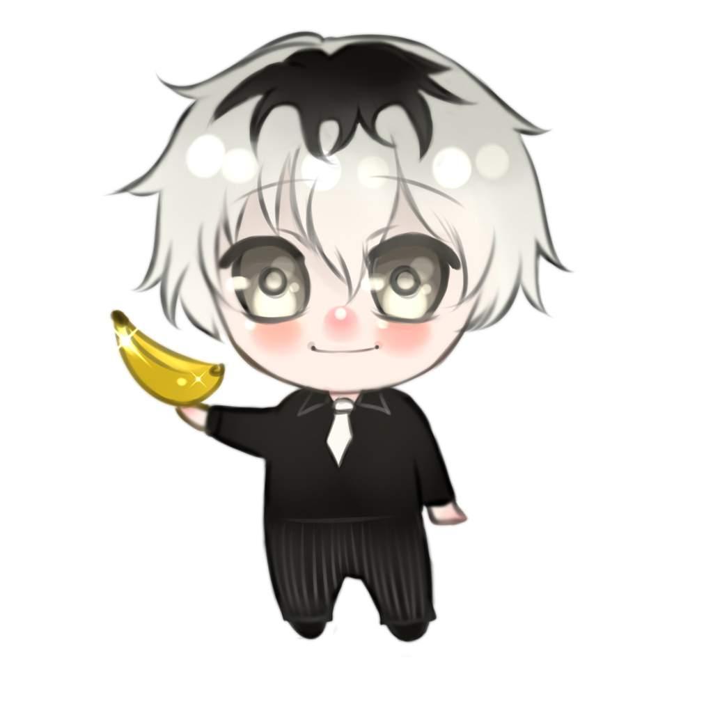 Hình ảnh anime chibi boy tokyo ghoul