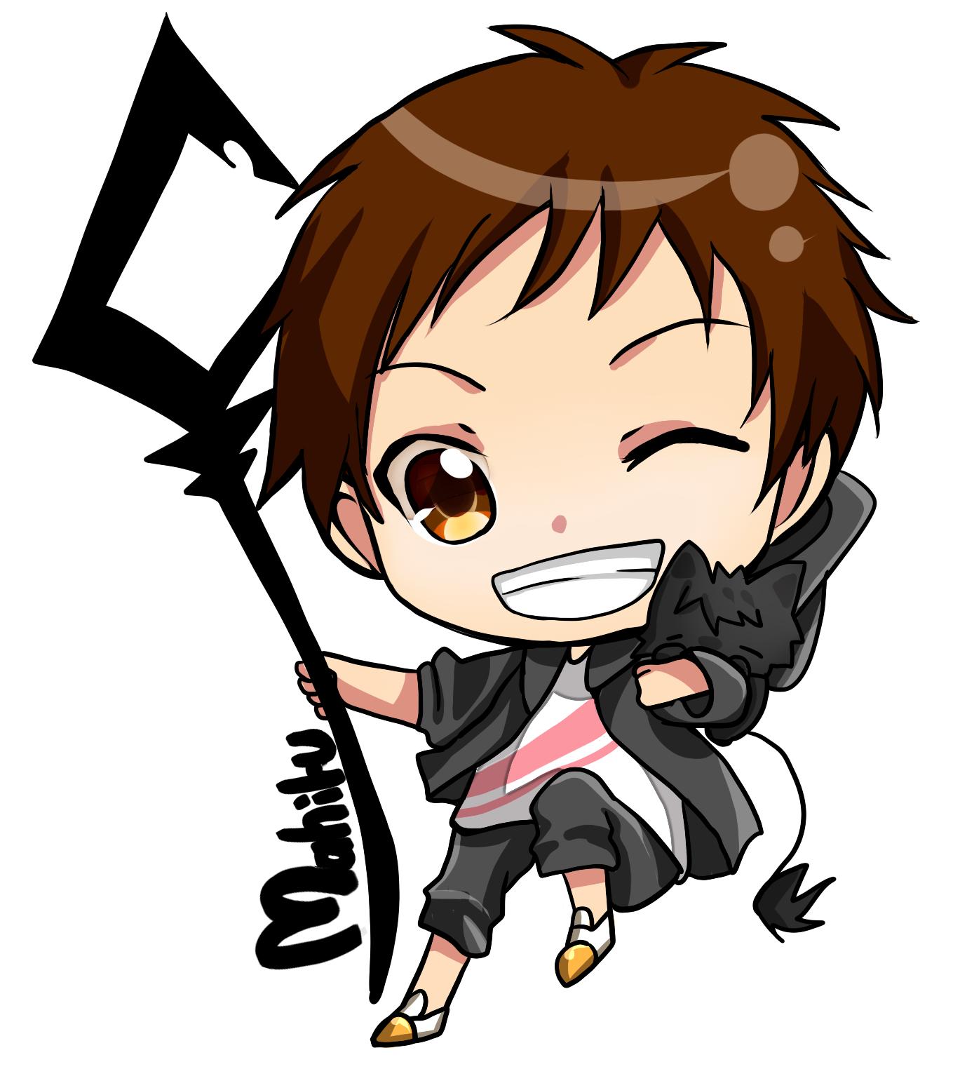Hình ảnh chibi anime boy cực đẹp