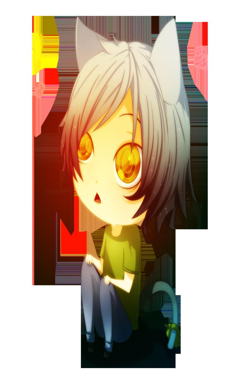 Hình ảnh chibi anime boy dễ thương