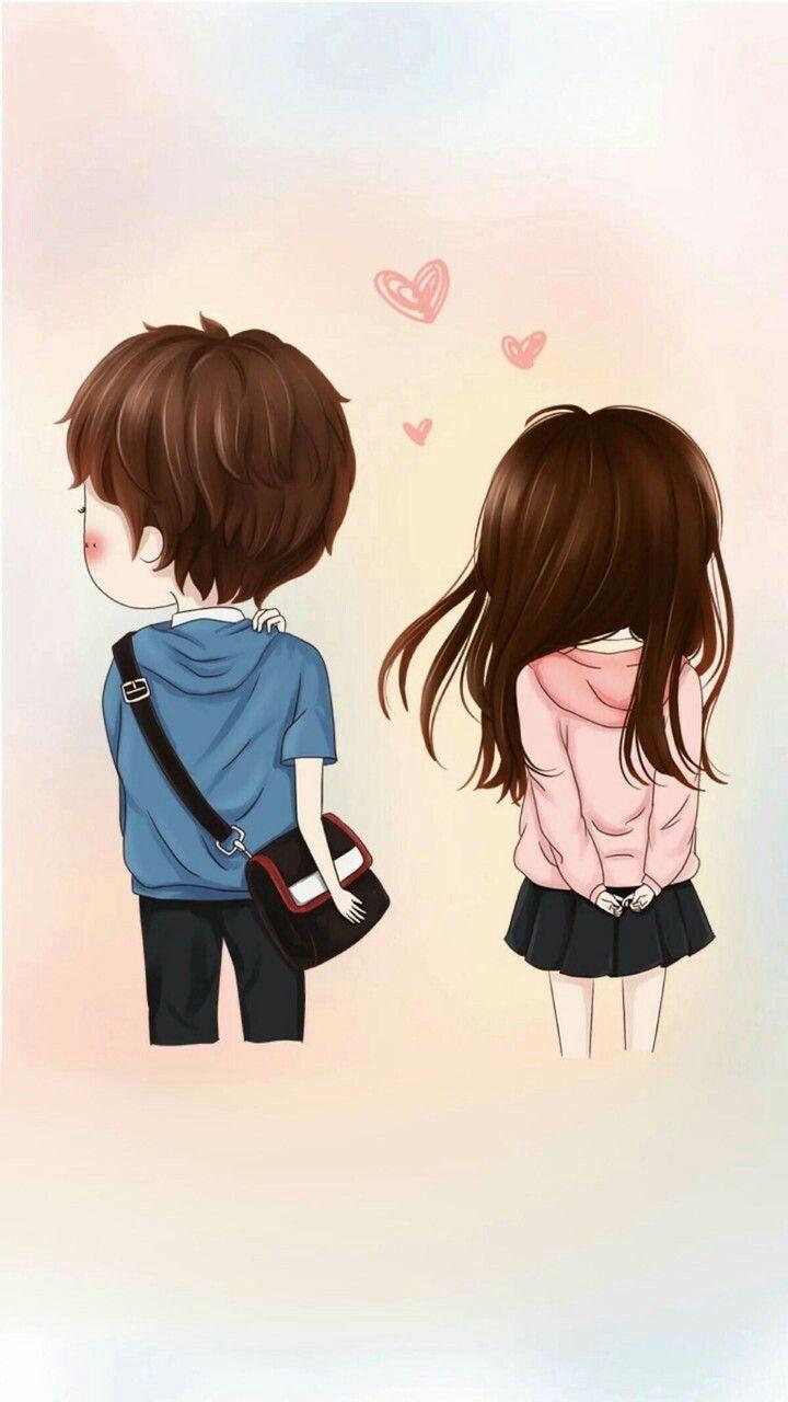 Hình ảnh chibi anime boy và girl