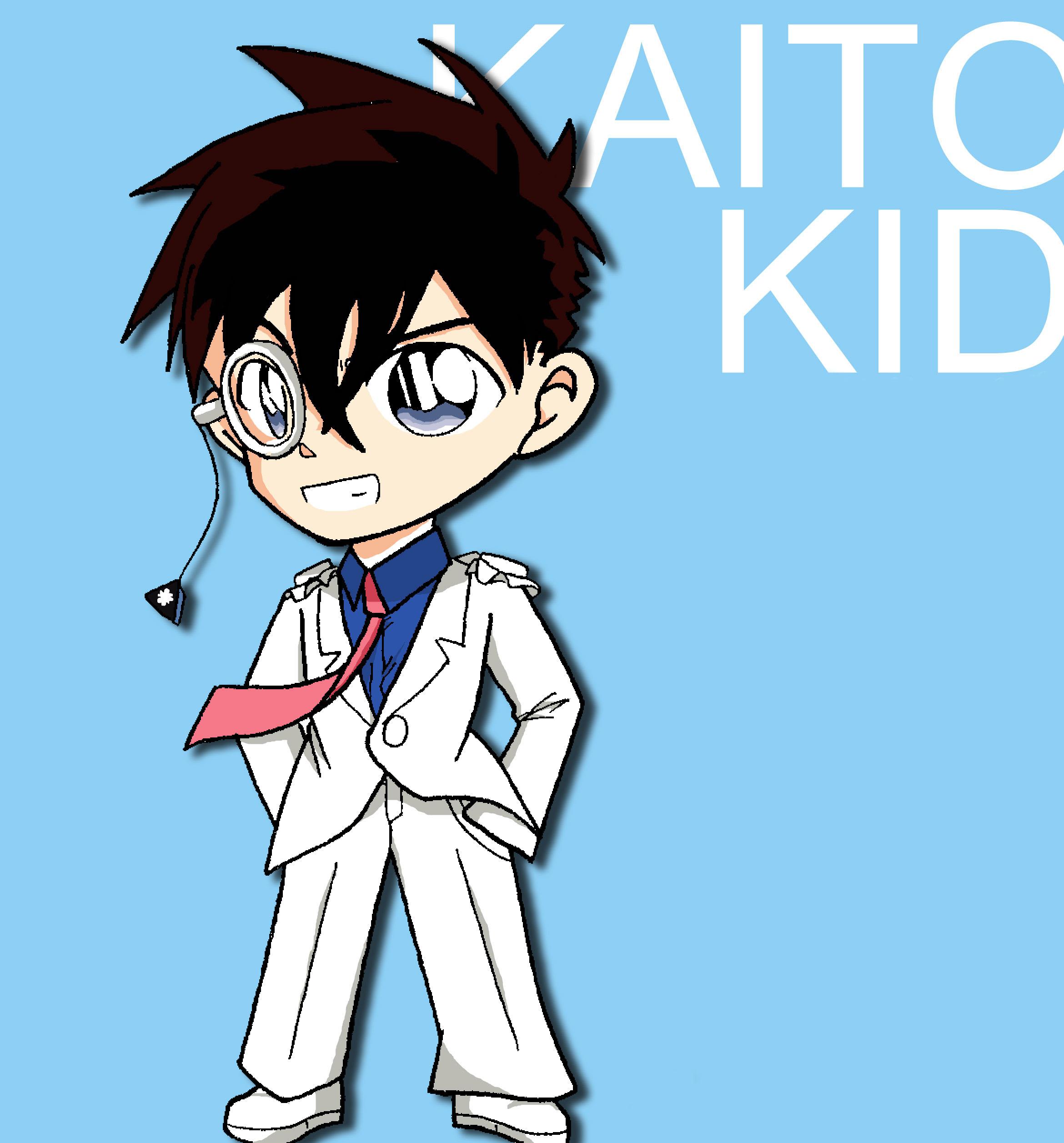 Hình ảnh conan anime chibi boy