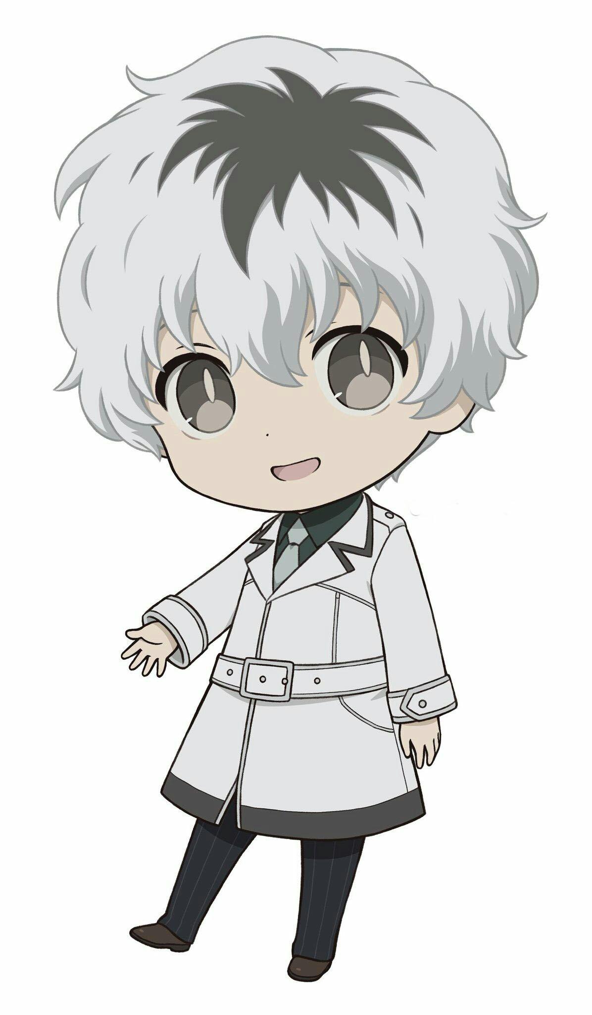 Hình ảnh đẹp anime chibi boy