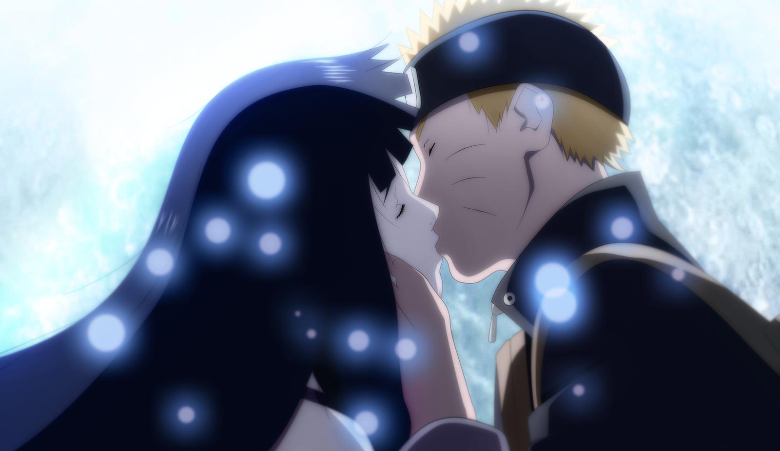 Hình ảnh naruto vs hinata kiss