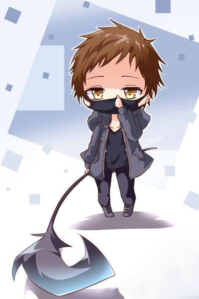 Hình anime chibi boy đẹp