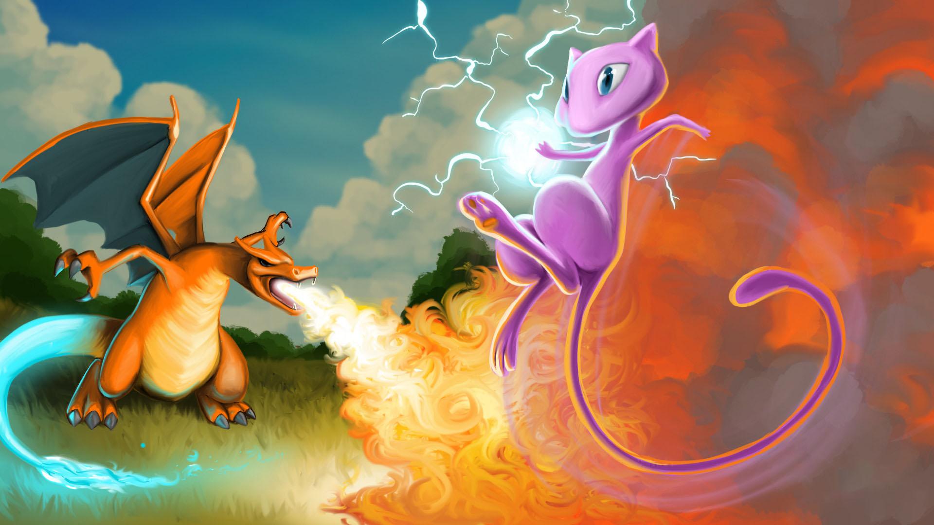 Hình nền pokemon đại chiến