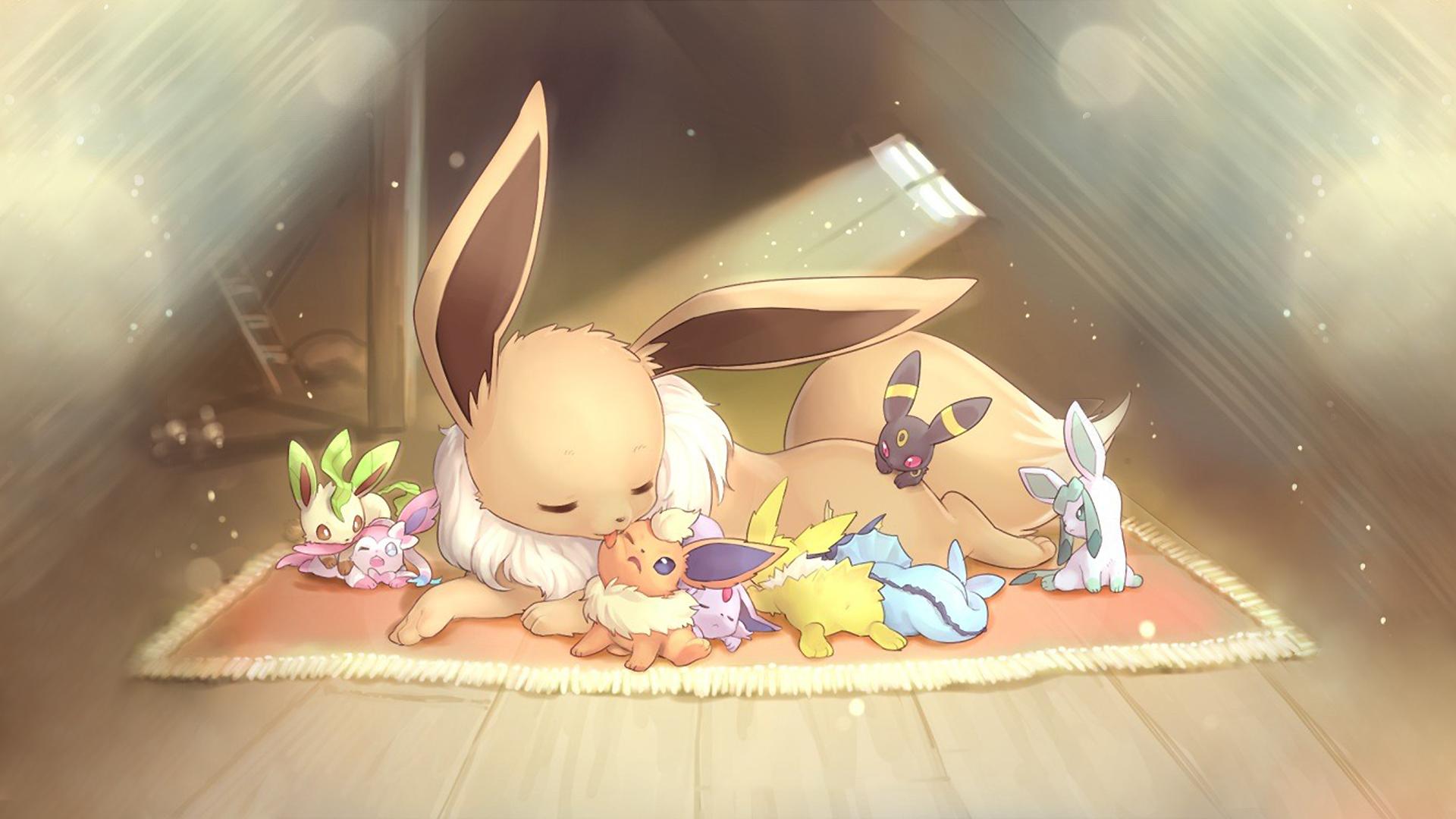 Hình nền pokemon dễ thương nhất
