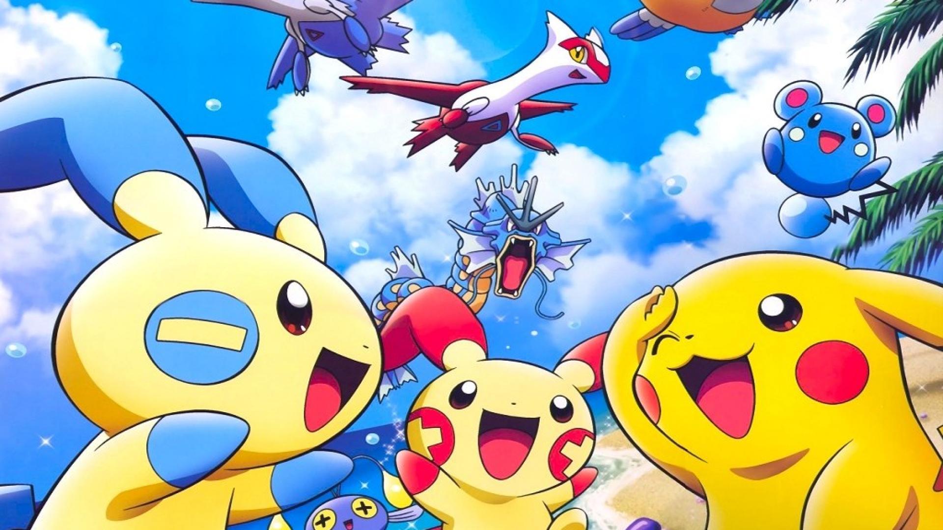 Hình nền pokemon dễ thương