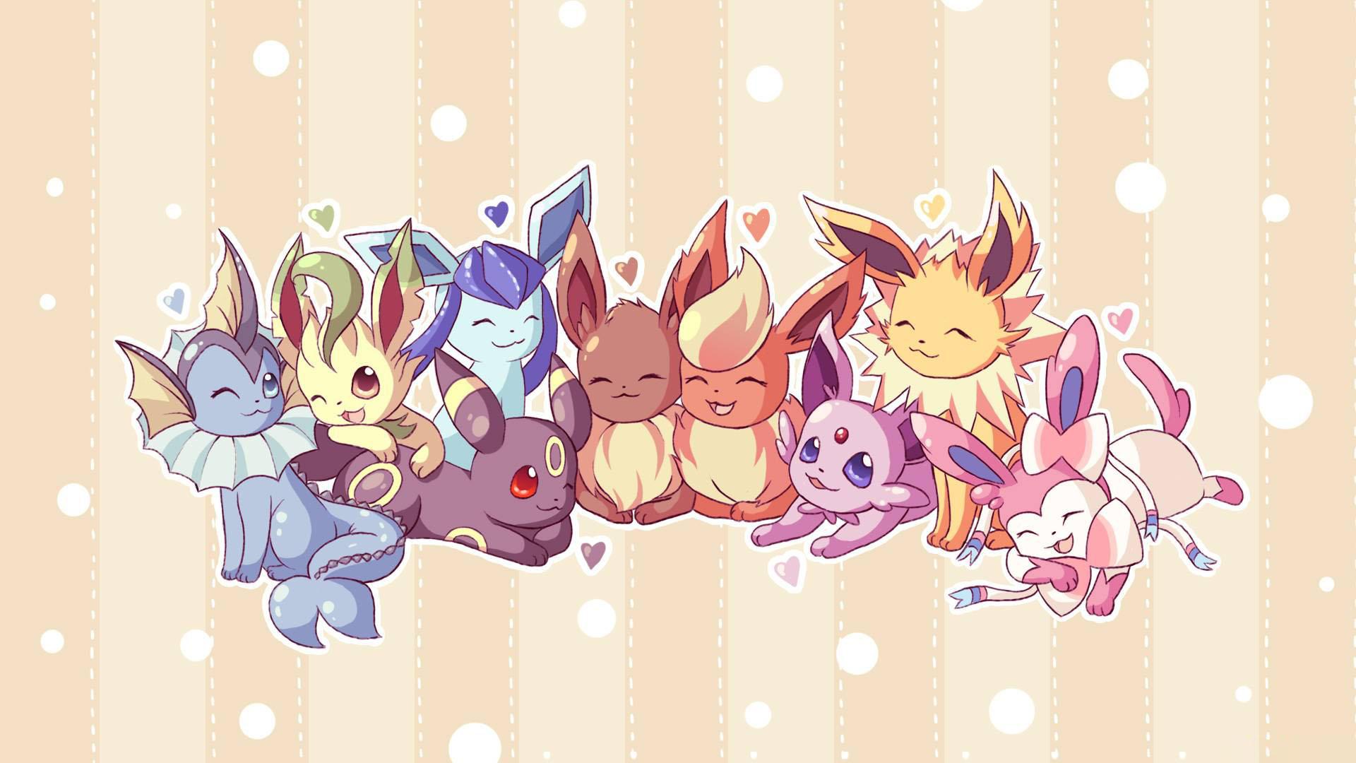 Hình nền pokemon đẹp và dễ thương