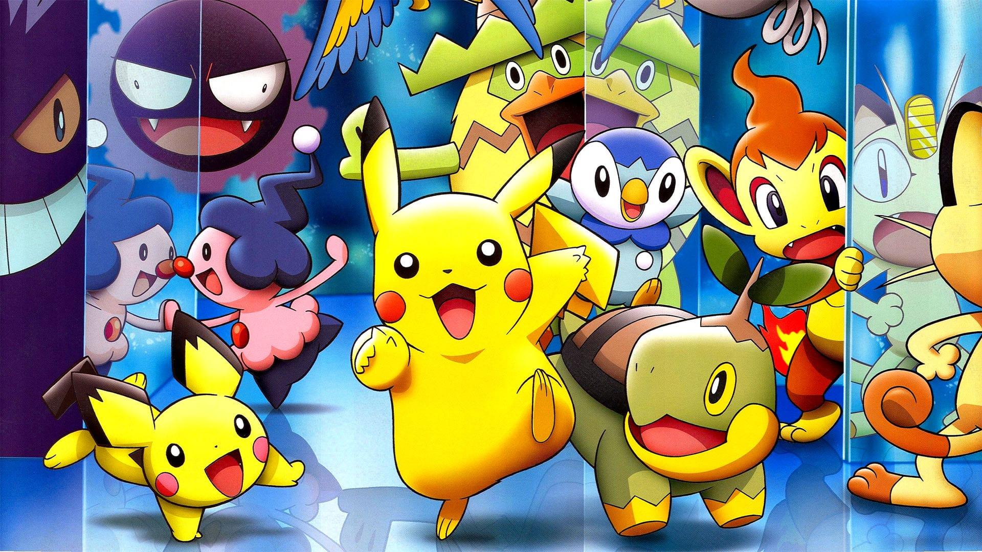 Hình nền pokemon full hd