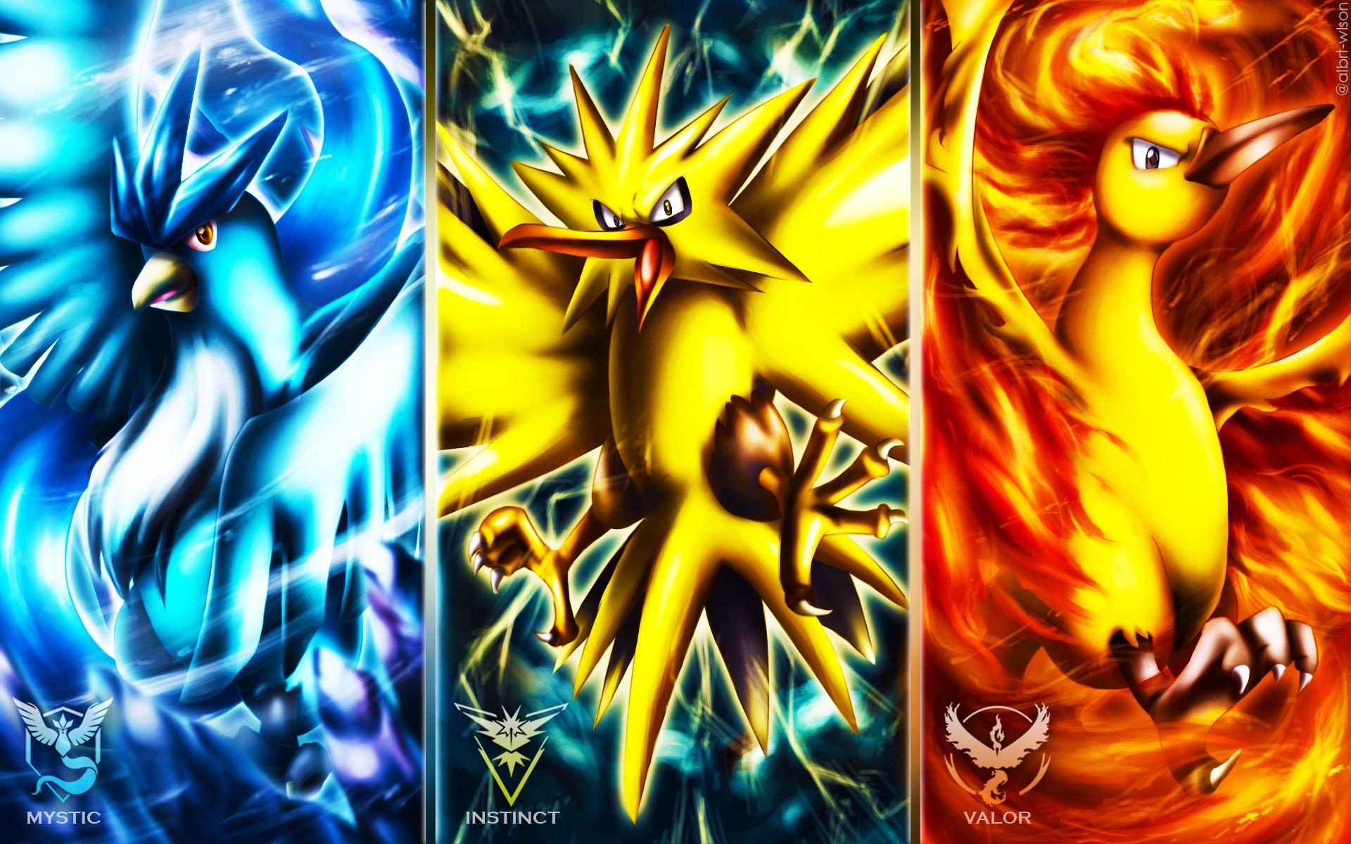 Hình nền pokemon go truyền thuyết