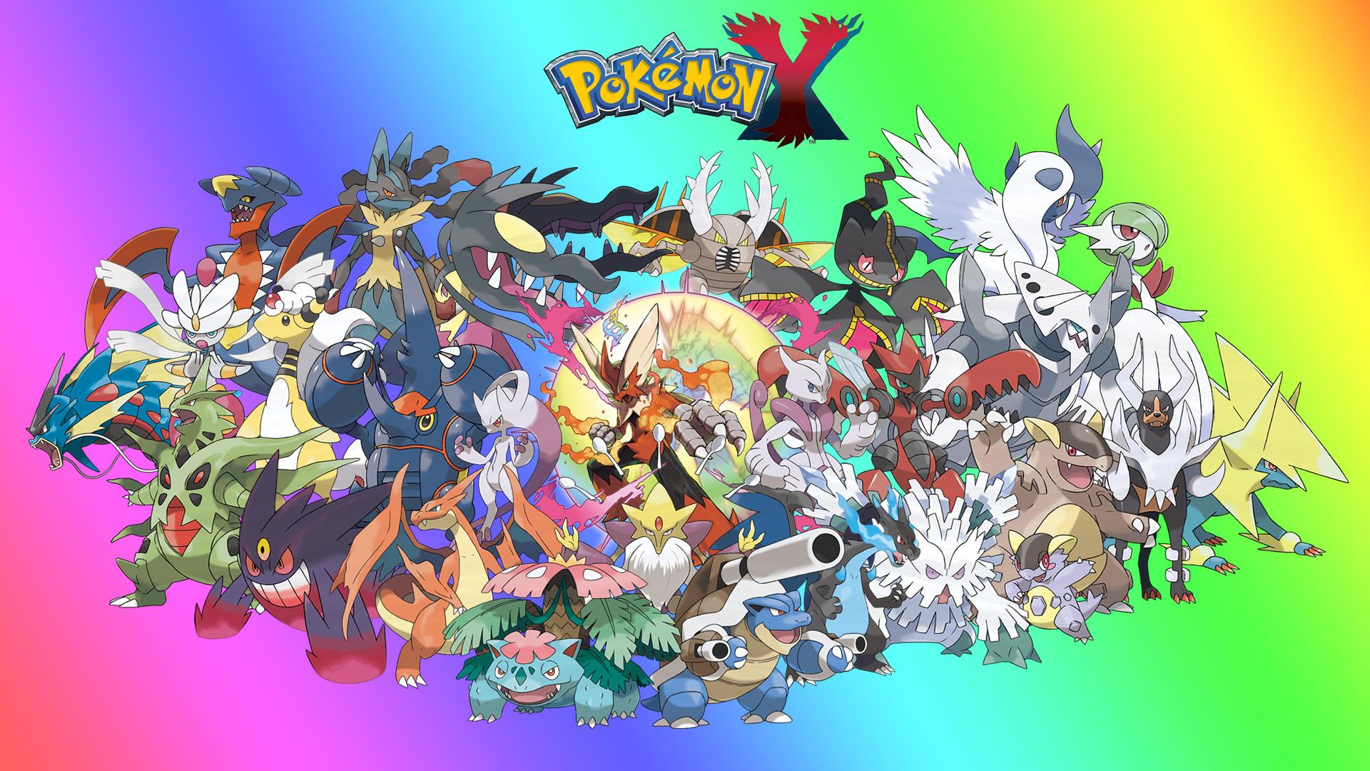 Hình nền thế giới pokemon