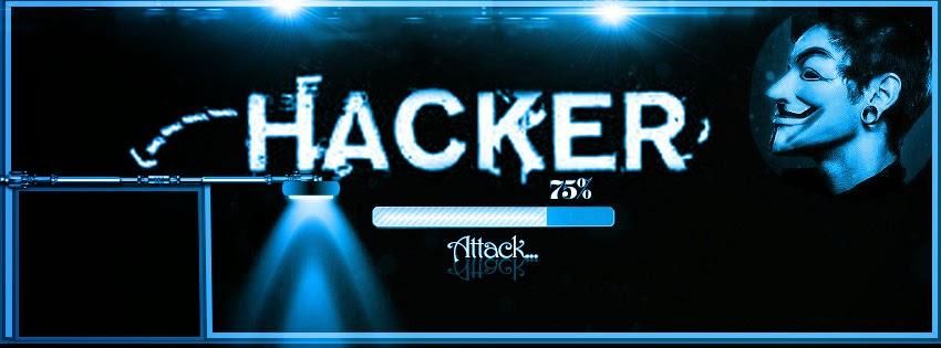 Ảnh bìa Facebook Hacker chất cực đẹp