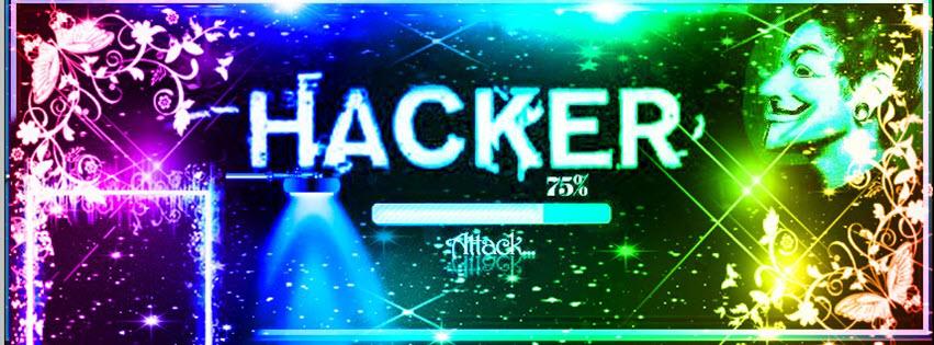 Ảnh bìa Facebook Hacker nhiều màu đỉnh cao
