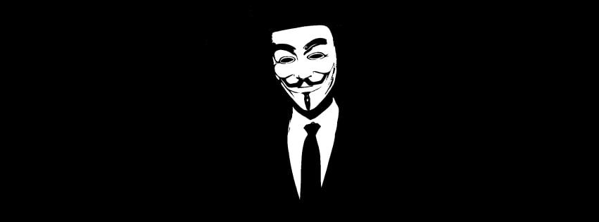 Ảnh bìa Facebook Hacker