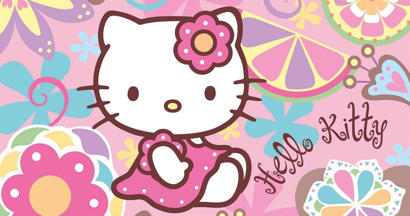 Bé Hello Kitty xinh đẹp đáng yêu