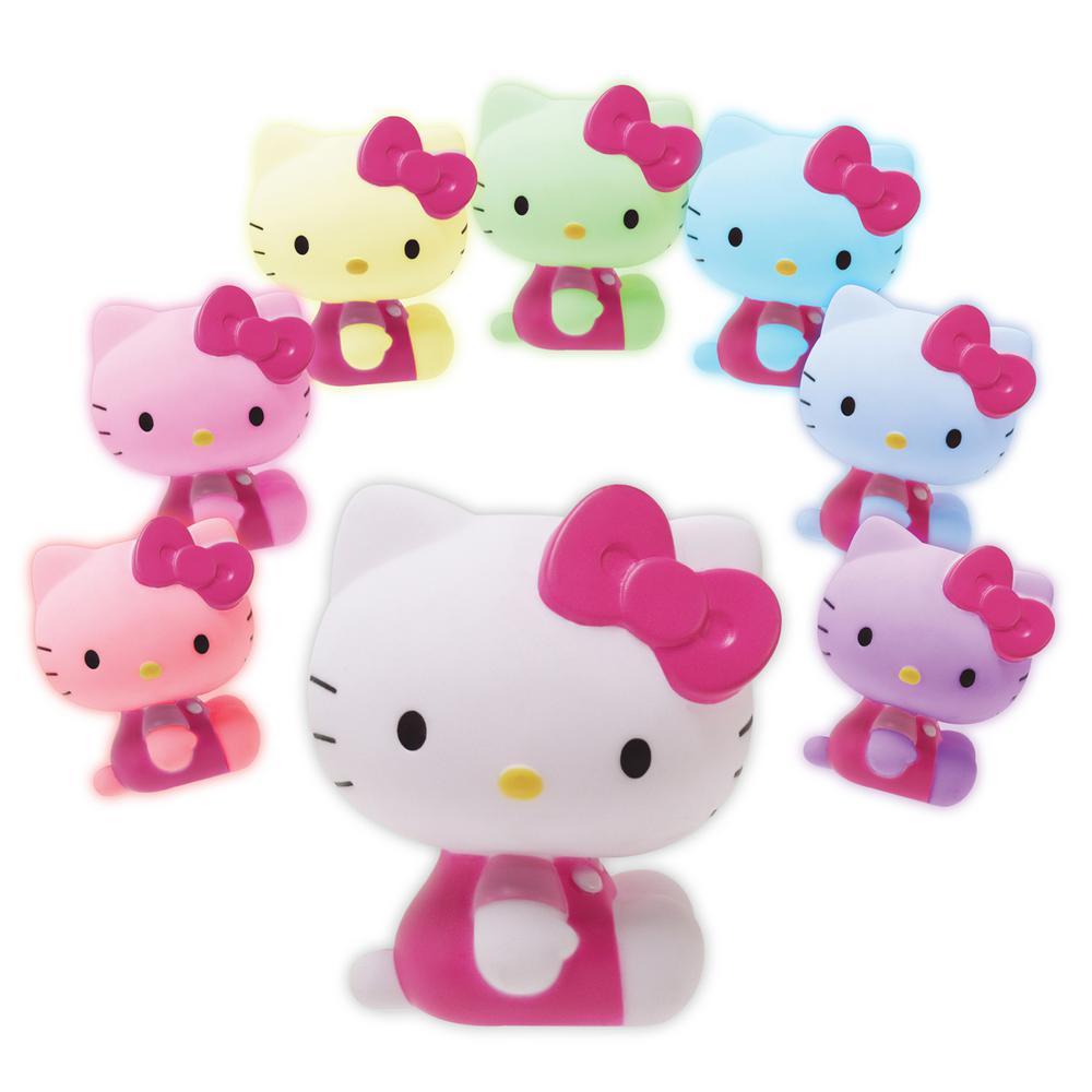 Đèn Hello Kitty đủ màu sắc rất đẹp
