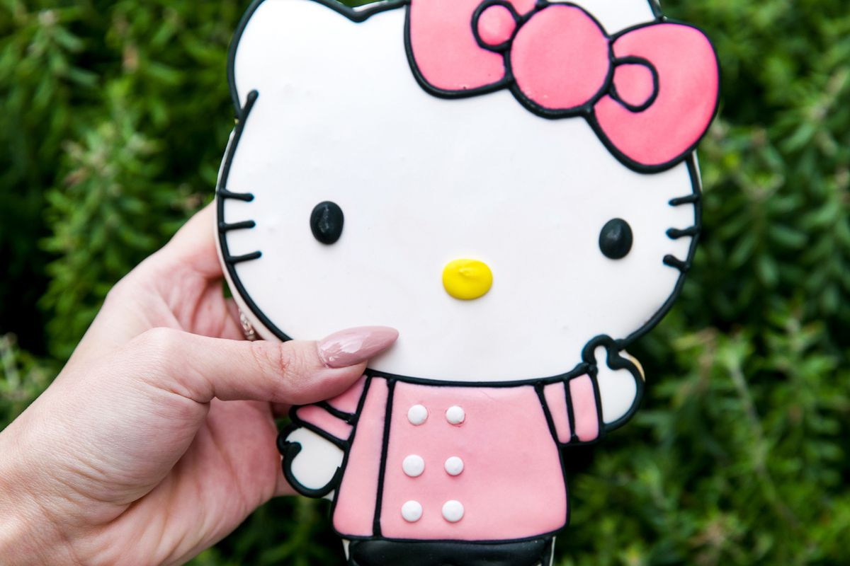 Đồ chơi Hello Kitty đẹp xinh