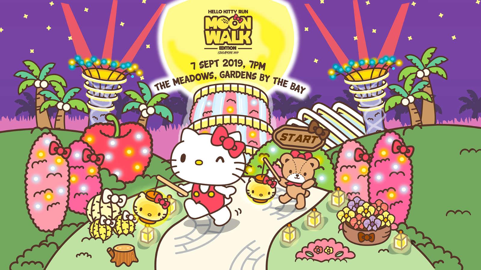 Hello Kitty đi dự đêm hội trung thu