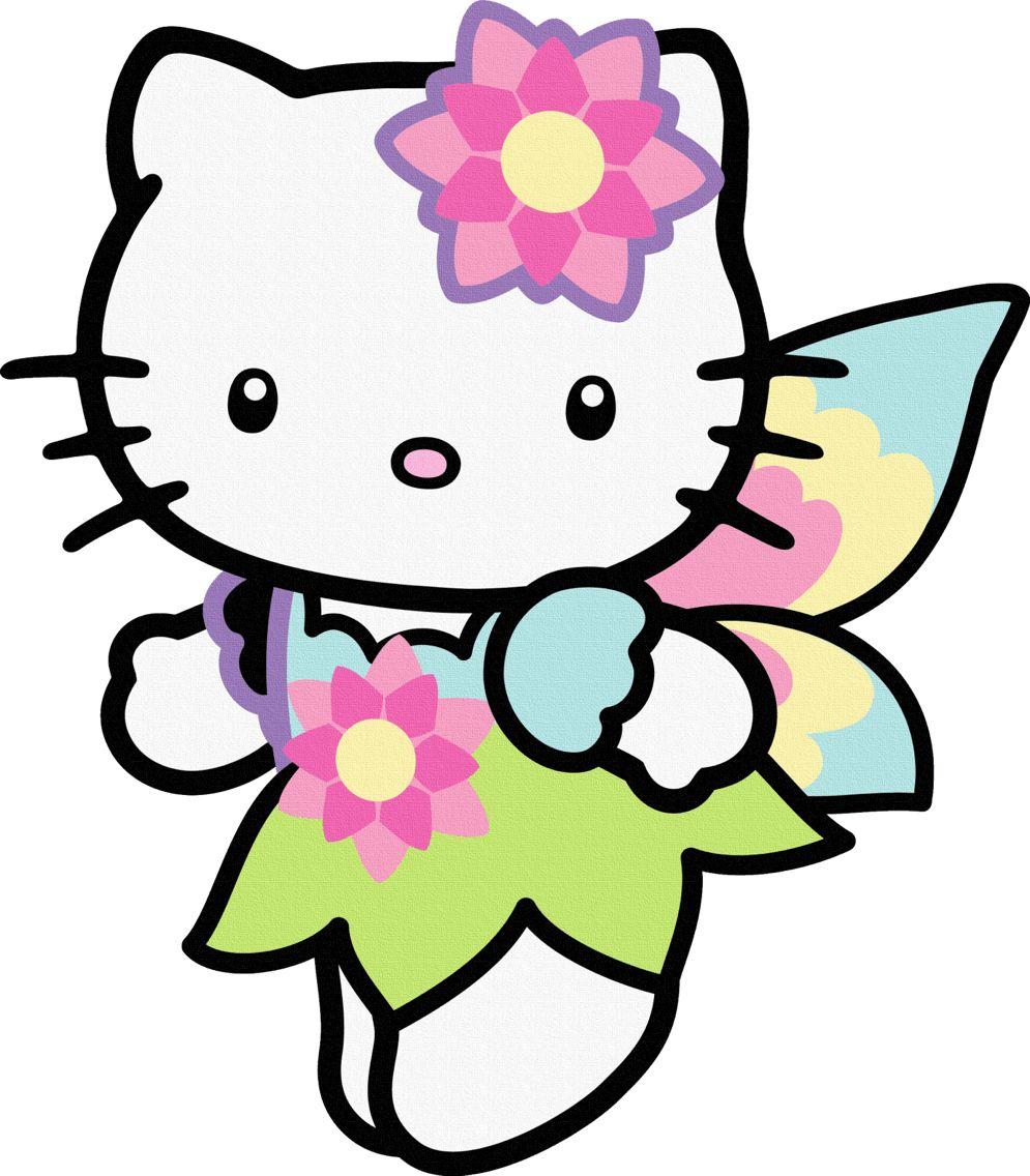 Hello Kitty mặc đồ nàng tiên trông rất lạ