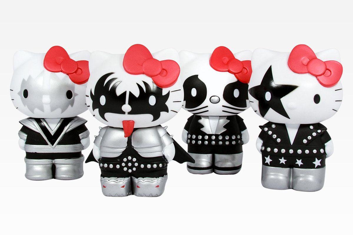 Hello Kitty mang phong cách đột phá