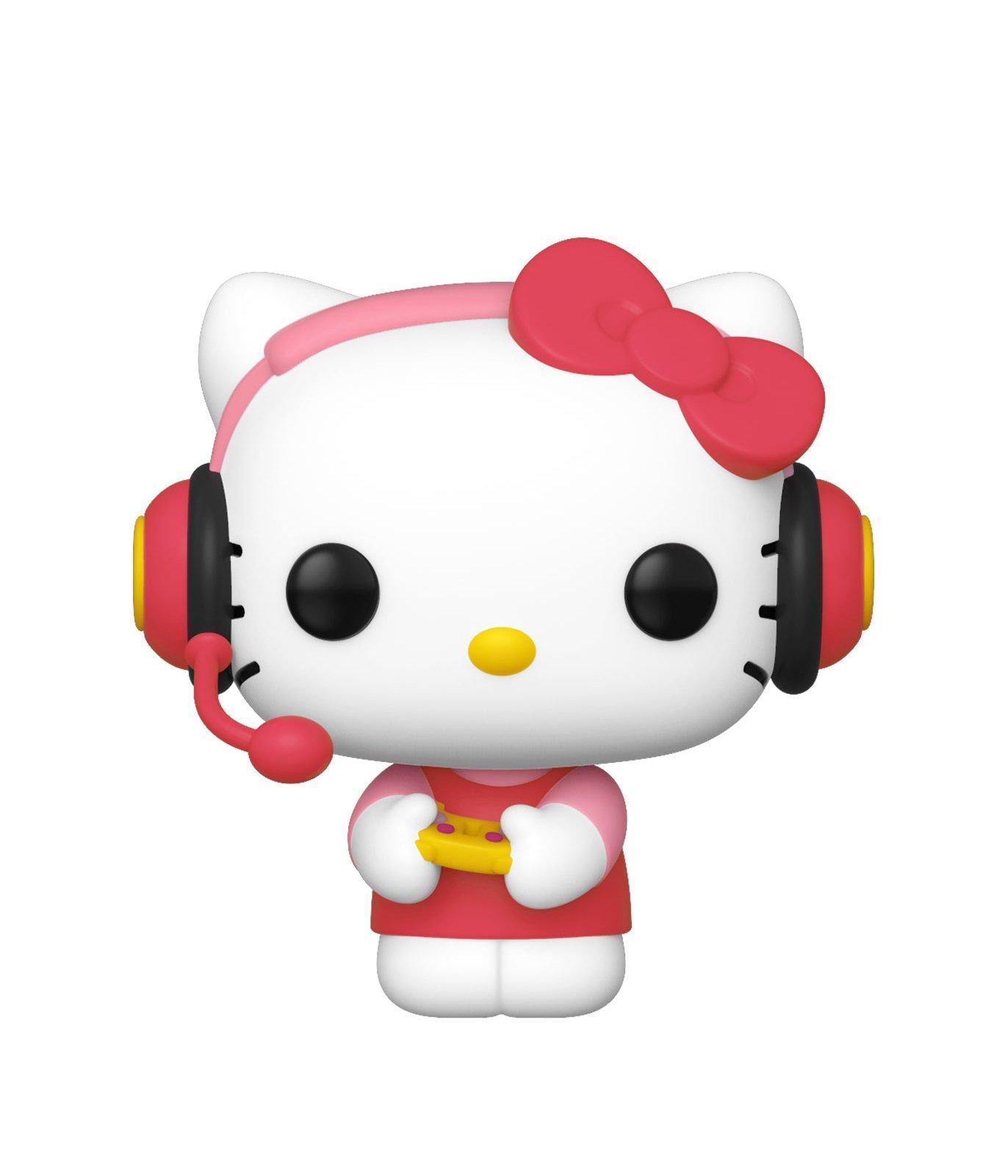 Hello Kitty màu trắng xinh đẹp