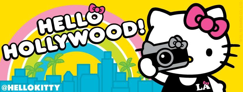 Hello Kitty xin chào NY